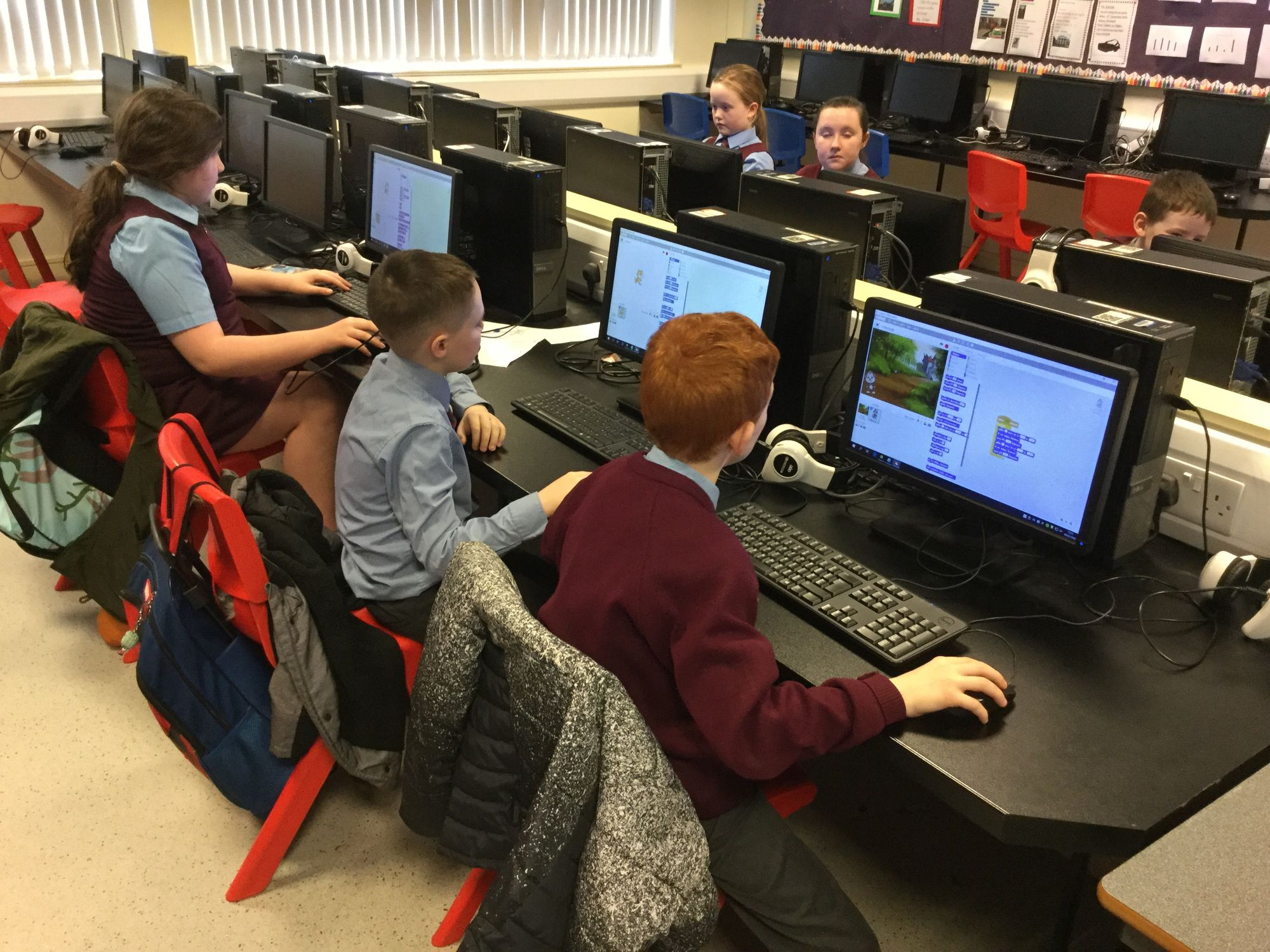Extended Schools Coding Club