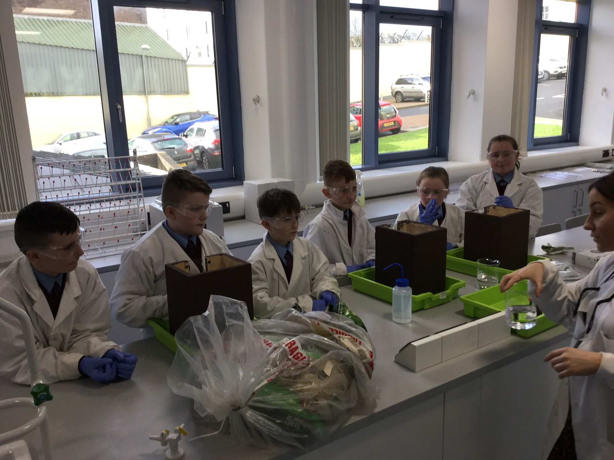 STEM activities with NWRC