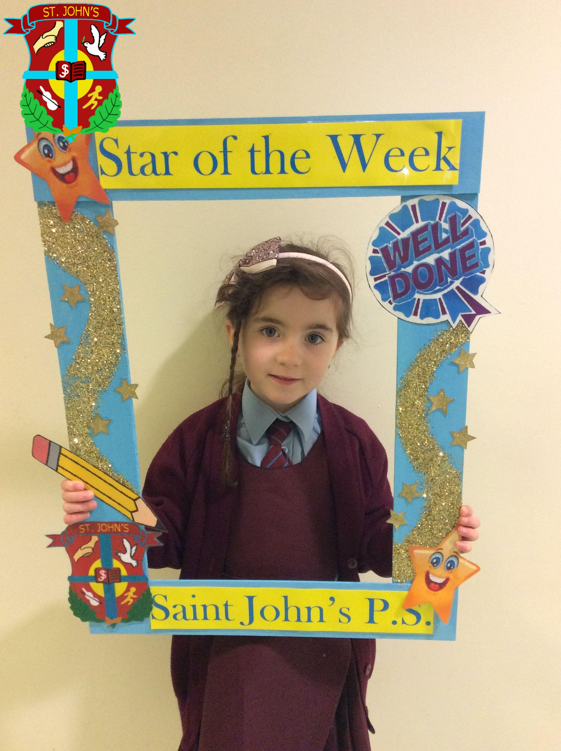 Pupils of the Week 20/11/2020
