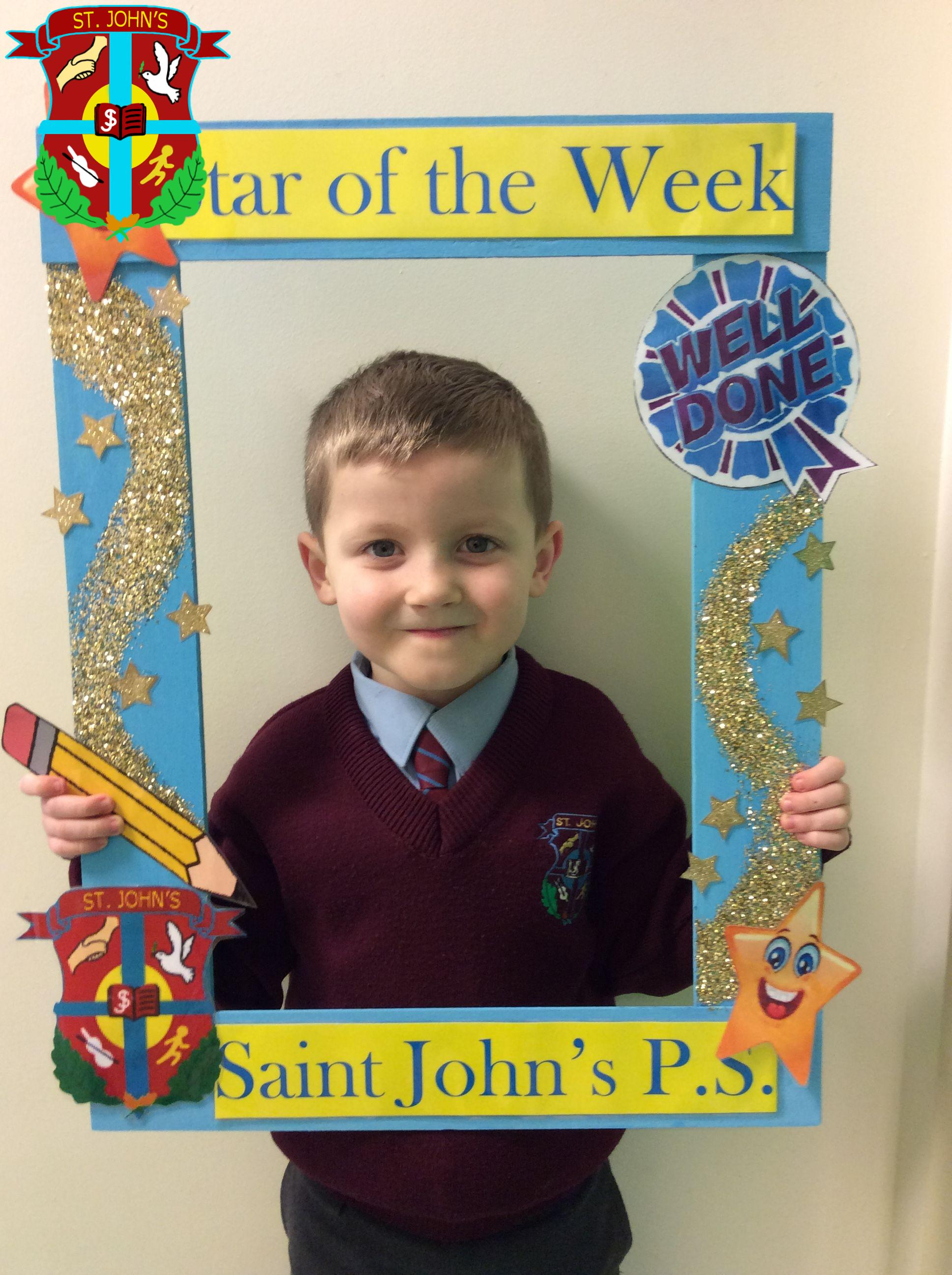 Pupil of the Week 18-12-20