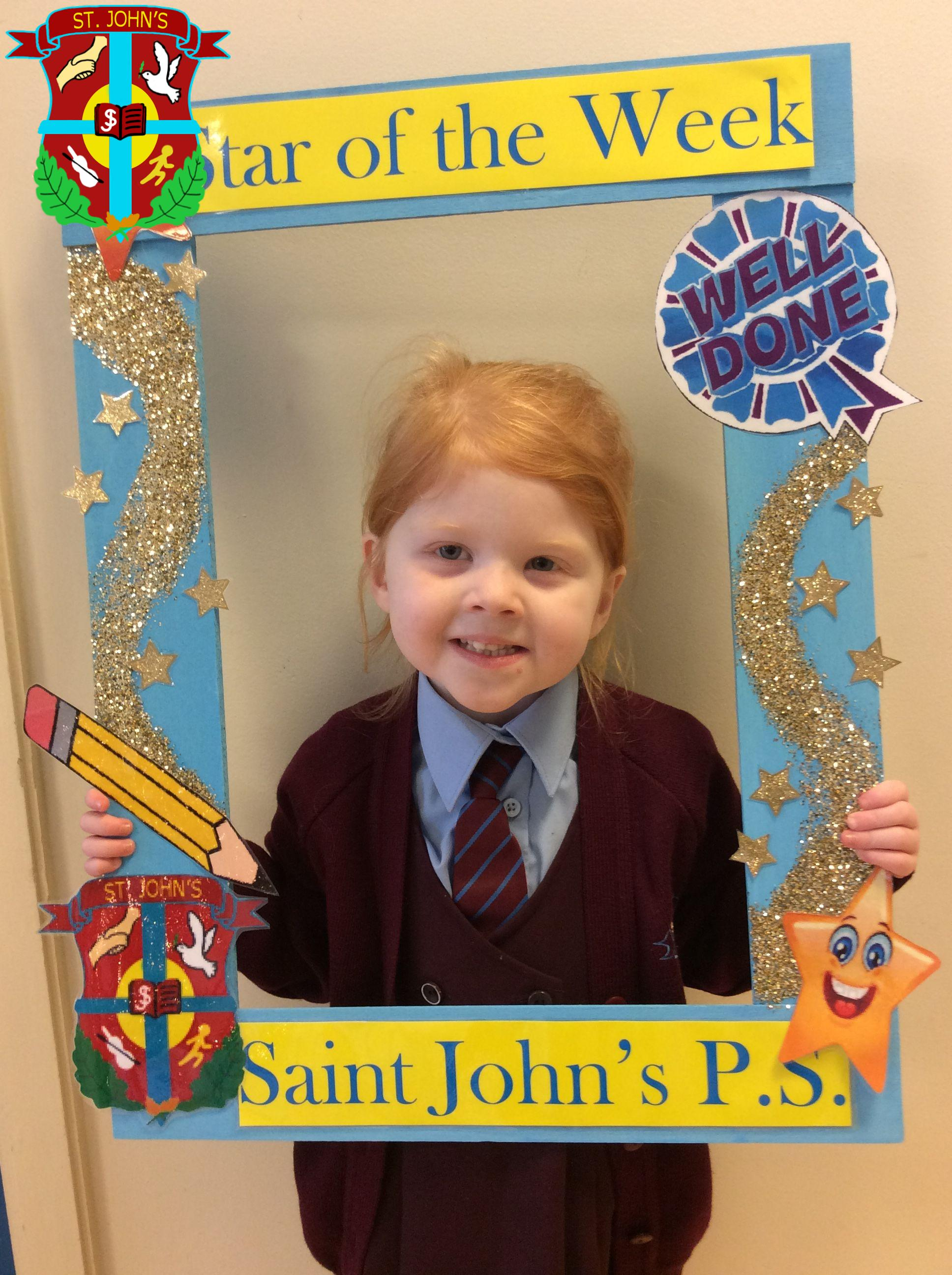 Pupils of the Week 11/12/2020