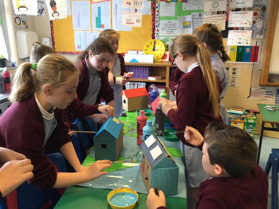 Year 6 - Design & Technology Projects