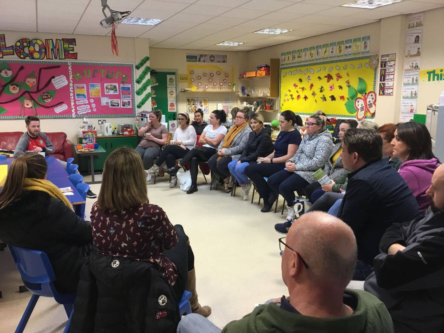 Learning Together Club workshop from Creggan Community Groups