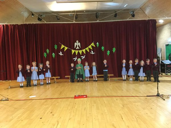 Mrs Doherty's Year 1 Assembly