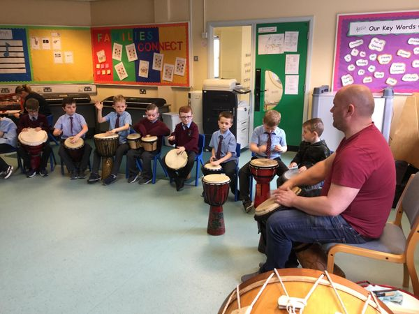 Year 3 Drums
