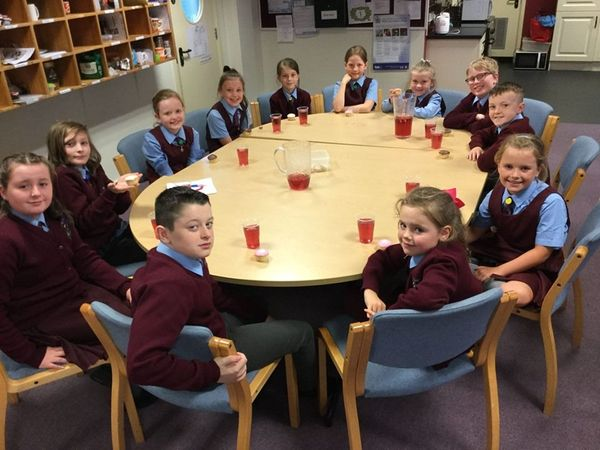 First School Council Meeting