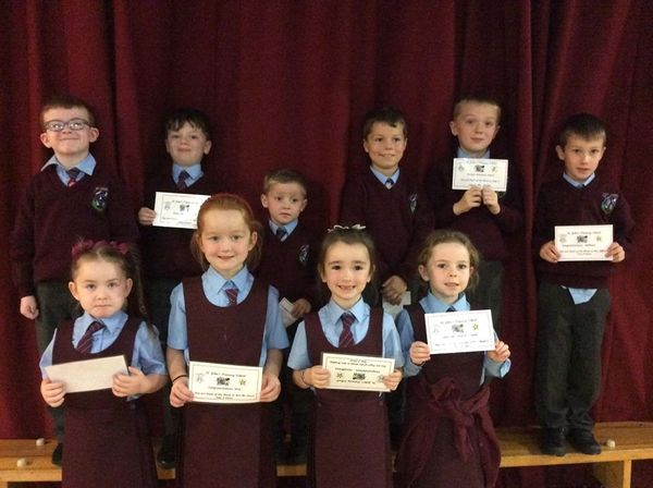 KS1 Pupils of the Week