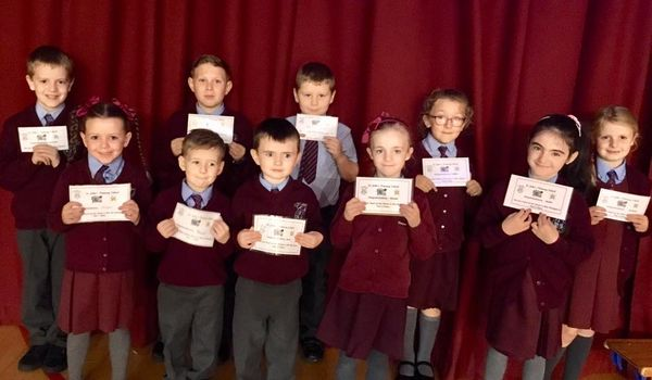 Pupils of the Week 04/10/19
