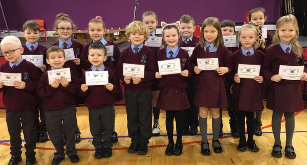 Pupils of the week 10/01/20