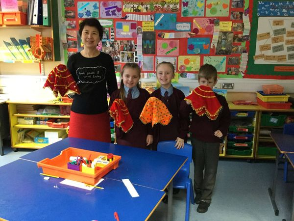 Chinese New Year in Year 3