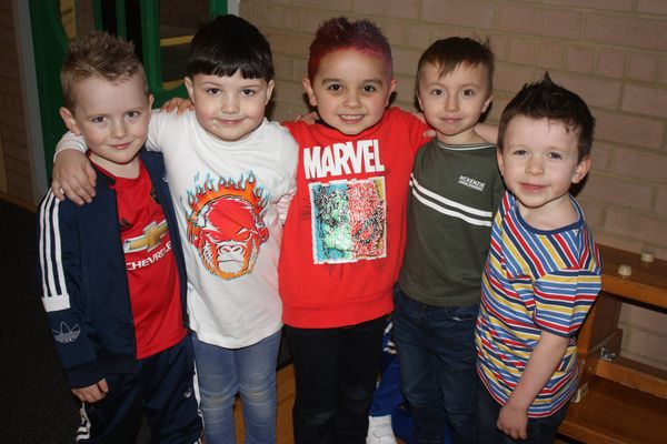 Valentine's Disco and Crazy Hair Day 2020
