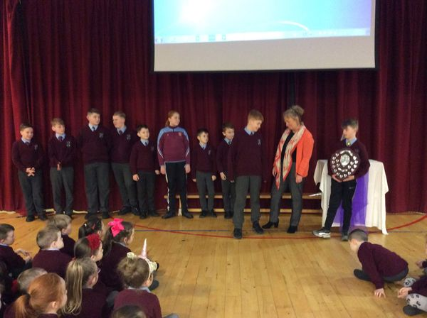 Sporting Achievements Assembly