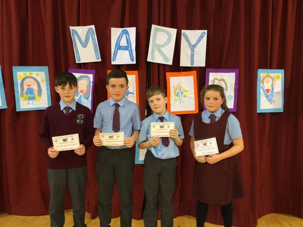 Congratulations to our KS2 pupils of the week.