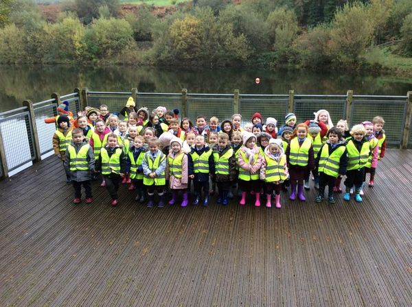 Year 1 Wellie Wander 2018
