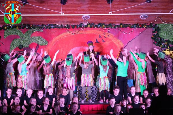 Congratulations to our wonderful Year 7 children on their outstanding performance of The Lion King