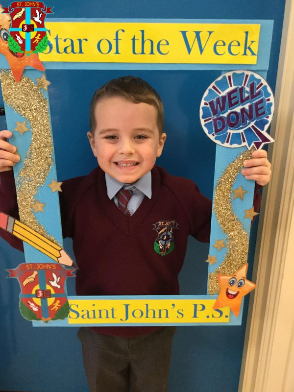 Pupil of the Week 27/11/2020