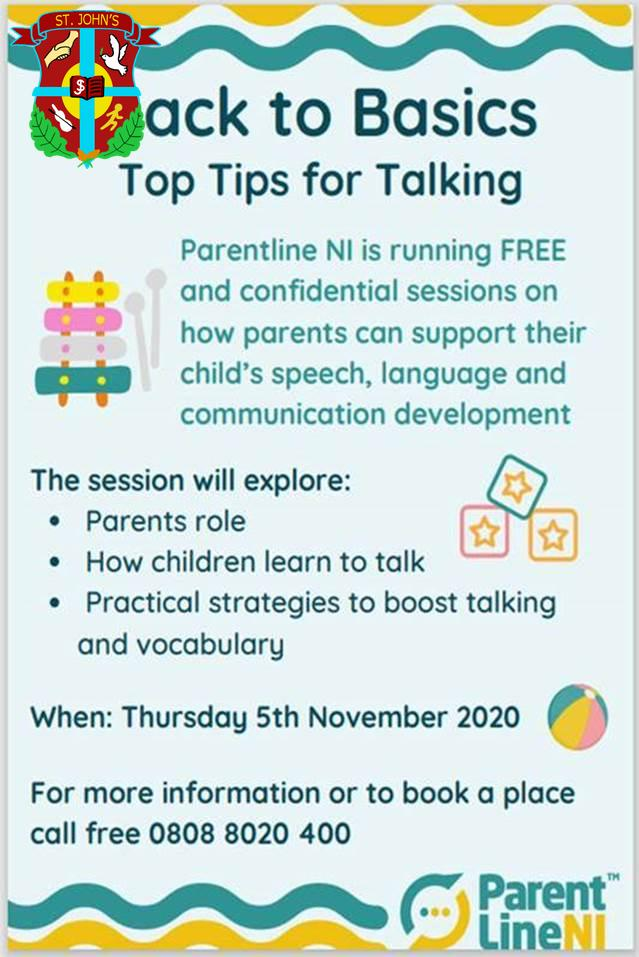 Top Tips for Talking