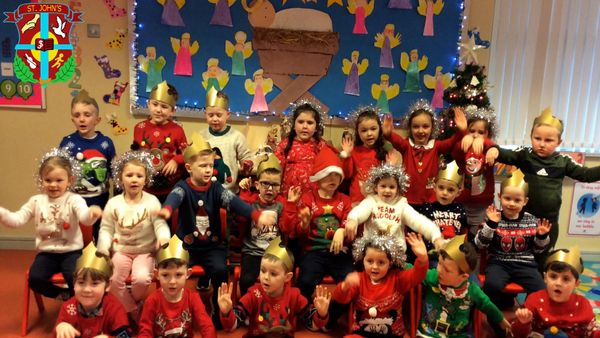 1C - Mrs B Doherty - Christmas Show